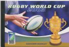 Australia Prestige Booklet SG SP11 $10.95 Rugby World Cup 2003